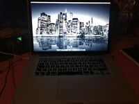 "Apple MacBook Pro with Retina display 15.4"" Laptop"