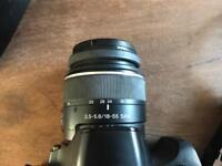 Sony alpha 230 digital SLR camera