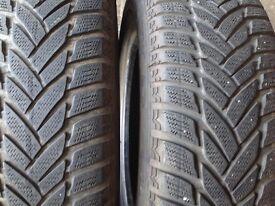 Part worn tyres 195/65/15/ 205/55/16 Runflat available/ unit 90 fleet road ig117bg