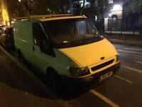 Transit van low mileage (116k) 2004