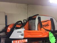 MS181 brand new Stihl chainsaw