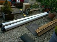 For sale van pipe tubes for roof rack