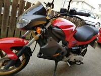 Gilera dna 50cc with 70cc kit