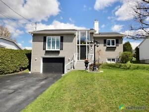 274 000$ - Maison à un étage et demi à vendre