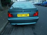 BMW318, COUPE, OUTSTANDING CONDITION, LOW MILES, FULL PROPER SERVICE HIST
