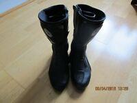 Sidi motorbike motorcycle boots