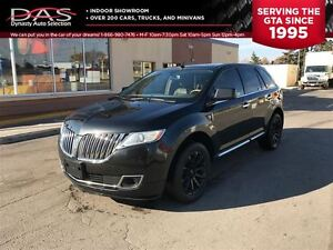 2011 Lincoln MKX AWD NAVIGATION/LEATHER/SUNROOF