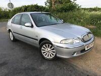 2003 Rover 45, full MOT, 96k, nice and tidy.