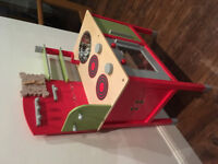 Janod Maxi Cooker Kids wooden toy kitchen