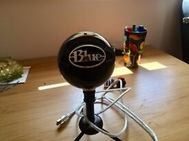 Blue Microphones Snowball USB Professional Microphone
