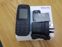 New nokia 105 2017 model and STK R45i Unlocked Dual Sim 2G Phone1