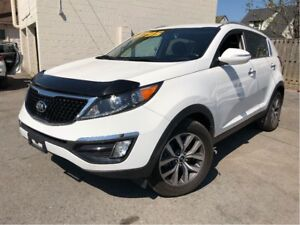 2015 Kia Sportage EX BACKUP CAMERA HEATED FRONT SEATS