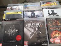 PlayStation 3 plus 26 games