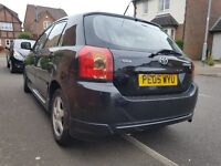 Toyota Corolla T3 2005 spares and repairs. Runs great but exterior damaged