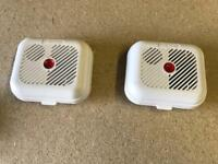 Battery operated Smoke Detectors