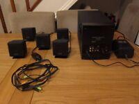 Cambridge Soundworks Desktop Theatre 5.1 DTT2200 Speaker System