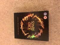 Lord of the rings Blu-Ray boxset