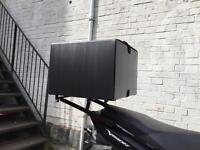 Honda vision cbf lead ps Sh pizza box and rear rack
