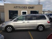 2007 Honda Odyssey EX Trade-in Certified and E-tested