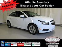 2014 Chevrolet Cruze 1LT  Only 13,700 Kms!