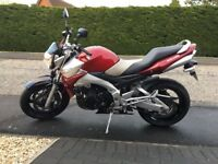 Suzuki GSR 600 K7 Low Miles Immaculate