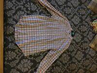 Men's gant shirt size xl