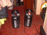 pearl river tornados disco lights the pair