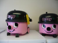 Hetty Vacuum Cleaners - Refurbished with New Tools