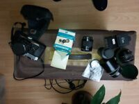Yashica TL electro and lenses/equipment