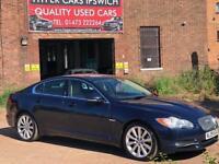 JAGUAR XF V6 S LUXURY (blue) 2009