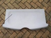 Parcel shelf / load cover to fit Vauxhall Corsa B 2000 - 2006