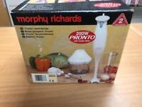 Morphy Richards hand blender