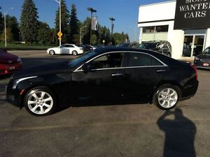 2013 Cadillac ATS 2.0L Turbo AWD | NO ACCIDENTS | LEATHER Kitchener / Waterloo Kitchener Area image 3