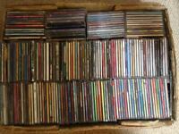 Assorted CD singles