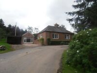 Spacious 2 Bedroomed rural cottage between Insch and Premnay (Auchleven)