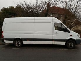 e7bb084a93 Mercedes-Benz Sprinter 2.1 CDI 310 High Roof Panel Van 4dr (LWB)