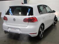 Volkswagen Golf GTI DSG (white) 2013-03-08