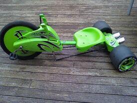 Huffy Green Machine Tricycle Go Kart
