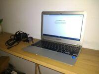 "Samsung Chromebook XE303C12 11.6"" (16GB, Exynos Dual, 2GB) SSD Laptop Chrome HD"