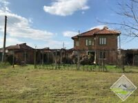 3-bedroom detached house with private plot of land for sale in Bulgaria. FREEHOLD property