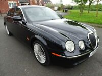 2004 JAGUAR S-TYPE SE 2.7 DIESEL AUTO SPORT PRIVATE PLATE LOW MILES 2 OWNERS