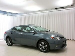 2016 Toyota Corolla LE SEDAN w/ HEATED SEATS, SUNROOF, BLUETOOTH