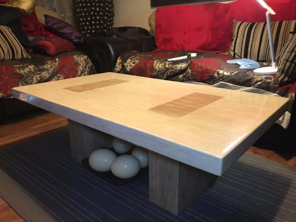 Grand ivory solid marble coffee table from scs in camden london grand ivory solid marble coffee table from scs geotapseo Choice Image