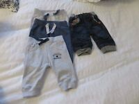 Here is a grand selection of baby boys clothes age 6/12 12/18months