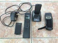 Nokia 8110 banana mobile phone