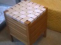 Multi-purpose storage stool