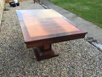 barker and stone house table