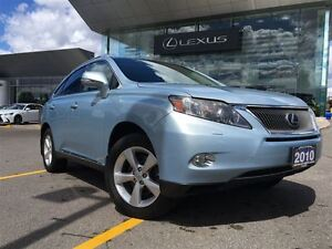 2010 Lexus RX 450H AWD LEATHER SUNROOF BACK UP CAMERA