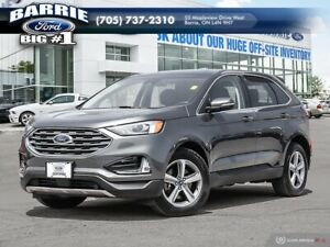2019 Ford Edge SEL AWD 2.0L Ecoboost