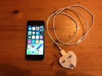 Iphone 5s black and silver 16gb vodaphone